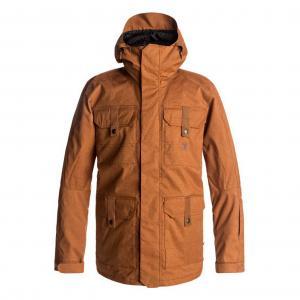 DC Servo Mens Insulated Snowboard Jacket