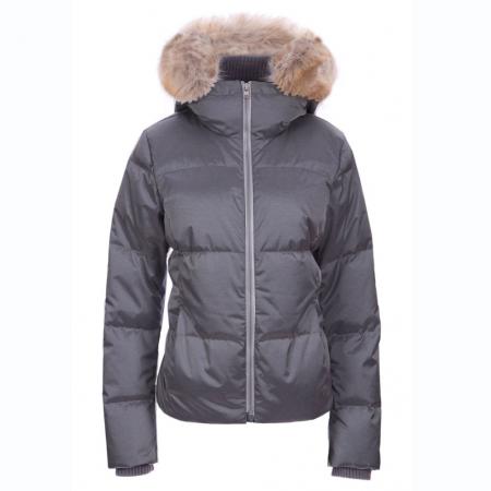 7f72531fe0 FERA Harper Special Edition - Faux Fur Womens Insulated Ski Jacket ...