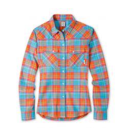 Women's Willow Flannel Shirt