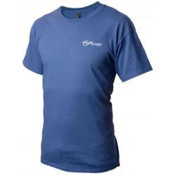 Scott Fly Rod - Cotton Logo Shirt w/ Script