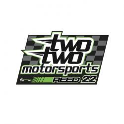 Smooth Industries TwoTwo Motorsports Mouse Pad
