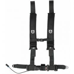 Pro Armor 4-Point 2-inch Auto-Buckle Harness