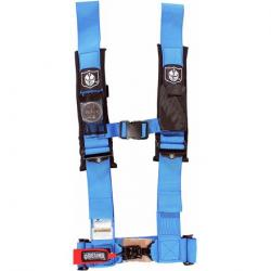 Pro Armor 4-Point 3-Inch Harness With Sewn In Pads