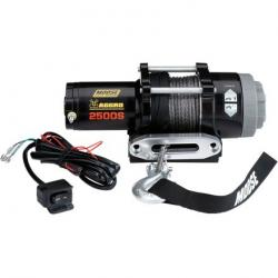 Moose Winch With Synthetic Rope 2500lb.