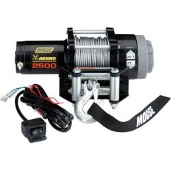 Moose Winch With Wire Rope 2500lb.