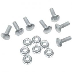 Moose Replacement Plow Wear Bar Nuts/Bolts