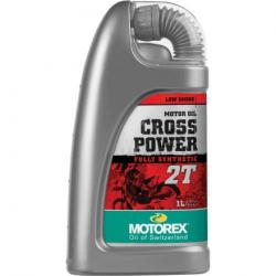 Motorex Cross Power 2T Premix Oil