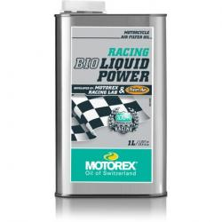 Motorex Racing Bio Liquid Power Air Filter Oil