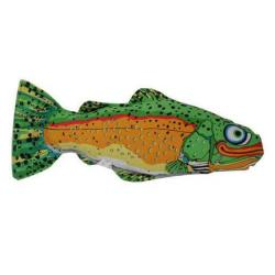 Yankers Trout Dog Toy
