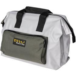 B W Sports Dry II Tackle Bag - Gray/Olive