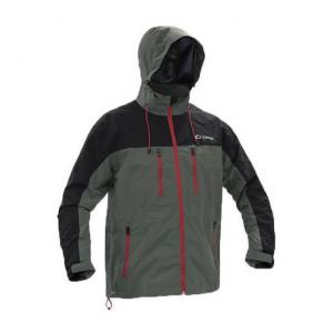 Onyx Men's STR Rain Waterproof Fishing Jacket – Black XXL