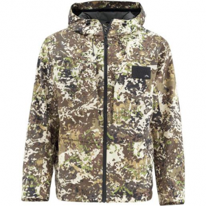 Simms Men's Bulkley GORE-TEX(R) Waterproof High-Loft Insulated Jacket – River Camo L