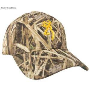 Browning Men's Rimfire 3D Cap – Realtree Max-1 One Size Fits Most