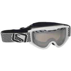 Scott Decree Snow Goggles -White / Natural Light Chrome