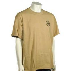 Sunshine Butterfly T-Shirt - Tan - XXL