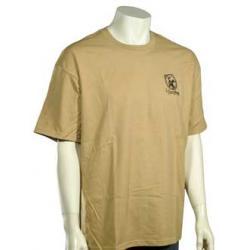 Sunshine Indian T-Shirt - Tan - XXL