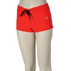 "Fox Jag 2"" Women's Boardshorts - Wild Cherry - 7"