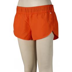 Hurley Supersuede Beachrider Women's Boardshorts - Rush Coral - XL