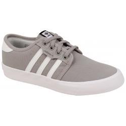Adidas Kid's Seeley Shoe - Grey / White - Youth 1