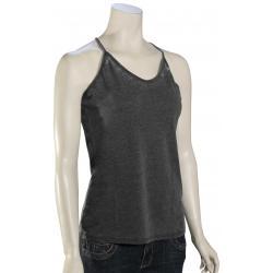 Hurley Women's Burnout Tank - Black Heather - XL