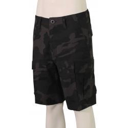 Fox Slambozo Camo Shorts - Black Camo - 44