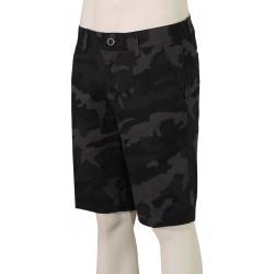 Fox Essex Camo Shorts - Black Camo - 42