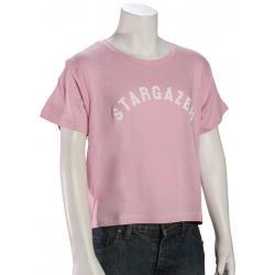 Billabong Girl's Stargazer T-Shirt - Rose Dawn - L