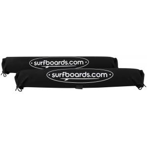 Buy Surfboards.com Split Rack Pads - Black Online