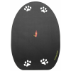 Pup Deck Traction Pad - Solid Black