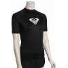 Roxy Whole Hearted SS Rash Guard - Anthracite - XL