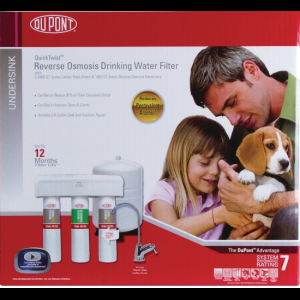 RO60X DuPont (TM) Reverse Osmosis Drinking Water Filtration System