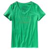 Patagonia Womens Live Simply? Guitar Cotton/poly T-shirt