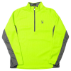 Spyder Mens Outbound Half Zip Mid Weight Stryke Fleece