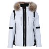 Descente Layla Womens Jacket W/ Real Fur