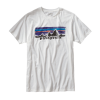 Patagonia Mens Patagonia Legacy Label Cotton/poly T-shirt