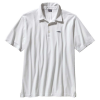 Patagonia Mens Polo - Trout Fitz Roy