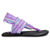 Sanuk Girls Yoga Sling Burst Prints Sandal