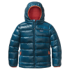 Patagonia Boys Hi-loft Down Sweater Hoody