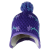 Obermeyer Girls Flower Pop Knit Hat