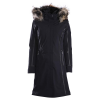Descente Quebec Womens Long Winter Coat
