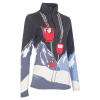 Neve Womens Ski Tignes Zip Neck