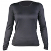 Hot Chillys Womens Micro Elite Chamois Crewneck Top