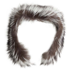 Nils Womens Silver Fox Fur