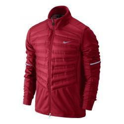 Mens Nike Aeroloft Hybrid Running Jackets(S)