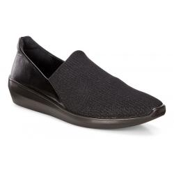 Womens Ecco Incise Urban Slip On Casual Shoe(9.5)