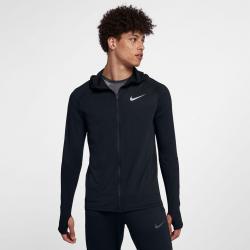 Mens Nike Element Full-Zip Hoodie Running Jackets(XL)