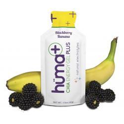 Huma Chia Energy Gel Plus 24 pack Gels(null)