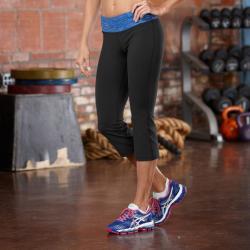 """Womens R-Gear Run  Walk  Play 22"""" Capri Pants"""