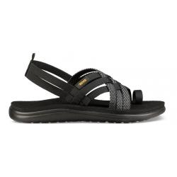 Womens Teva Voya Strappy Sandals Shoe