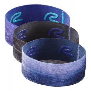 Road Runner Sports Banzai Hair Tie 3 pack Headwear(null)